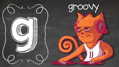 Positive G word Groovy