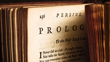 prologue of book