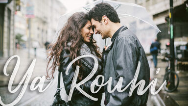 Arabic term of endearment Ya Rouhi