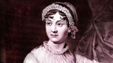 Portrait of Jane Austen