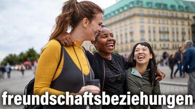 Friends in German
