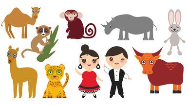 examples of mammals