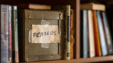 flackback memory examples in literature