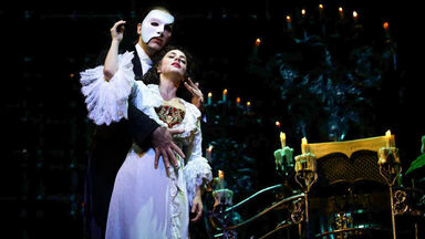 musical drama Phantom of the Opera