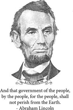 Abraham Lincoln as epistrophe examples