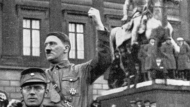 Adolf Hitler in 1931