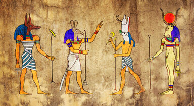 Examples Of Egyptian Myths 8 Famous Ancient Stories