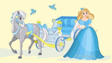Cinderella as an example of Exposition