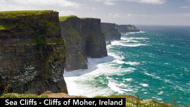 sea cliffs mother ireland