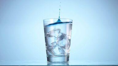 ice cube water properties
