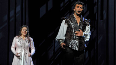"Royal Opera's production of Giuseppe Verdi's ""Otello"""