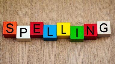 spelling blocks third grade