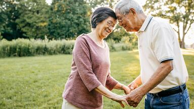 senior couple holding hands tagalog love poems