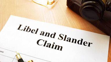 libel and slander cases