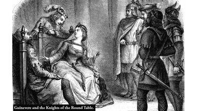 queen guinevere king arthur