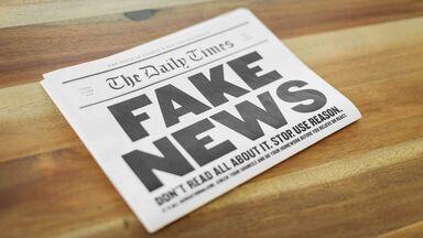 yellow journalism fake news headline newspaper