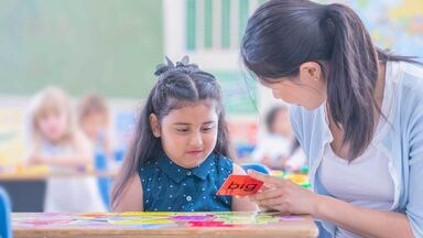 sight words lesson plan in classroom