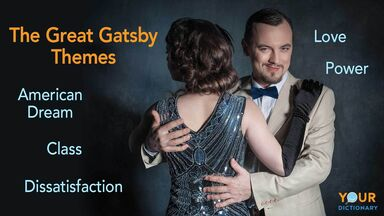 themes in The Great Gatsby