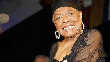 Maya Angelou 2006 during Arthur Ashe Foundation Awards
