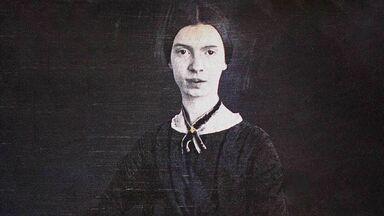 Emily Dickinson portrait