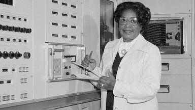 Mary Jackson first black woman engineer NASA