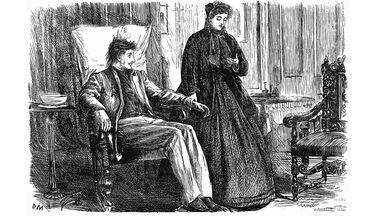 first female physicians Elizabeth Garrett Anderson