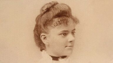 American doctor Elizabeth Blackwell 1850