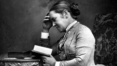 British doctor Elizabeth Garrett Anderson 1875