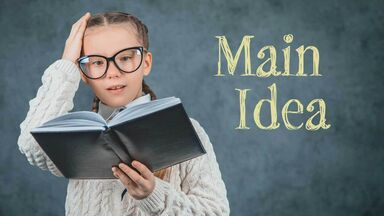 student main idea of story