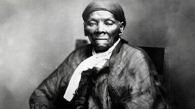 ortrait of abolitionist Harriet Tubman