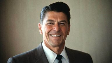Ronald Reagan Republican candidate for governor 1966