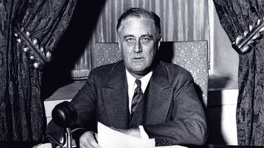 Franklin Delano Roosevelt served 3 terms