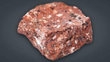 dacite igneous rock