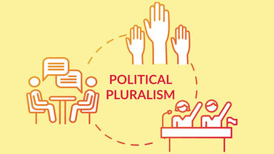 example of political pluralism