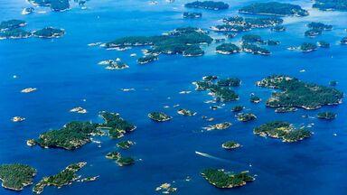 archipelago of south Stockholm example