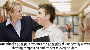 Principal vs. Principle example