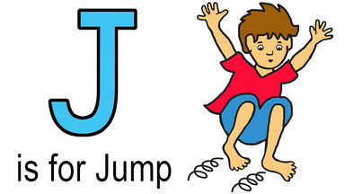 words that start with J for kids