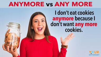 anymore vs any more example