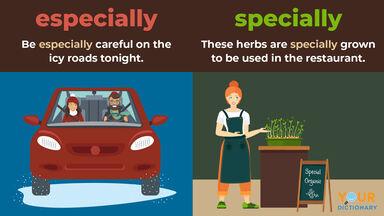 especially versus specially
