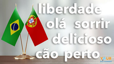 Portuguese words to know