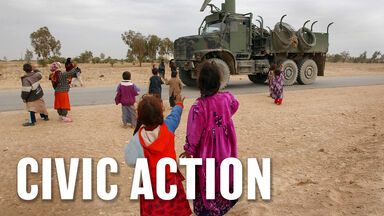 military vocabulary civic action