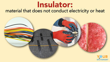 insulator examples and definition