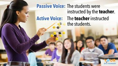 passive to active voice examples