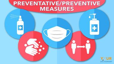 preventative vs preventive examples