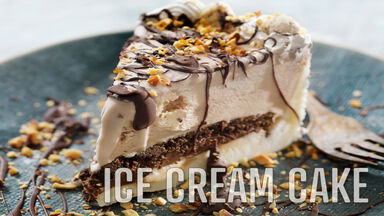 i word ice cream cake