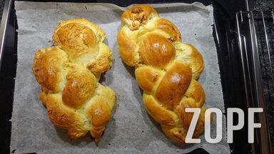 z food word zopf example