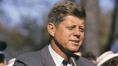 John F Kennedy 1960 campaign speech