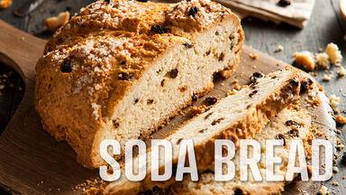 soda bread s food word