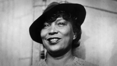 American author and filmmaker Zora Neale Hurston 1940