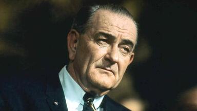Lyndon Johnson circa 1960
